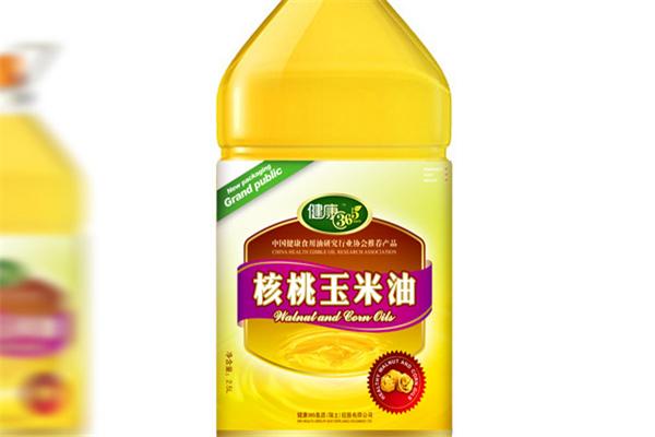 健康365食用油核桃玉米油