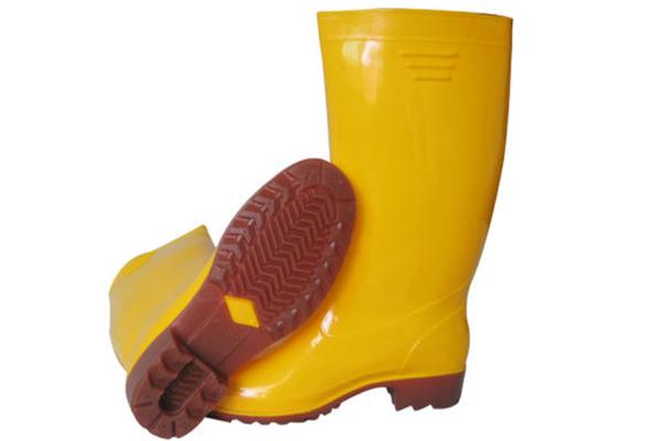 金橡雨鞋樣式