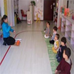 慧格幼儿园授课