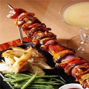 绿化串串香肉串