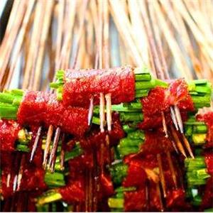 绿化串串香肉包菜