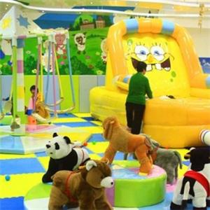江騰兒童樂園展示