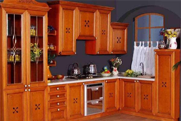 名乐轩整体橱柜厨房