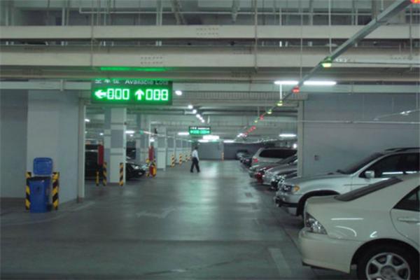 車位引導系統環保便捷