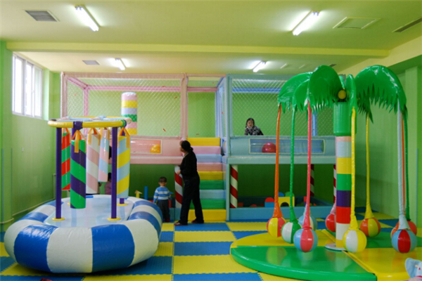 星之樂兒童樂園環境