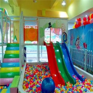 星之樂兒童樂園滑梯