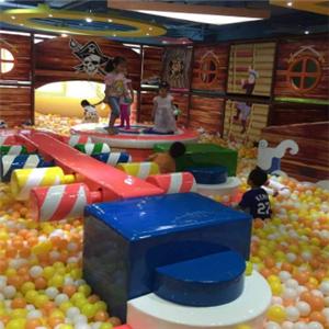 星之樂兒童樂園海洋球