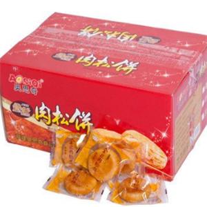 奥思奇食品金丝肉松饼