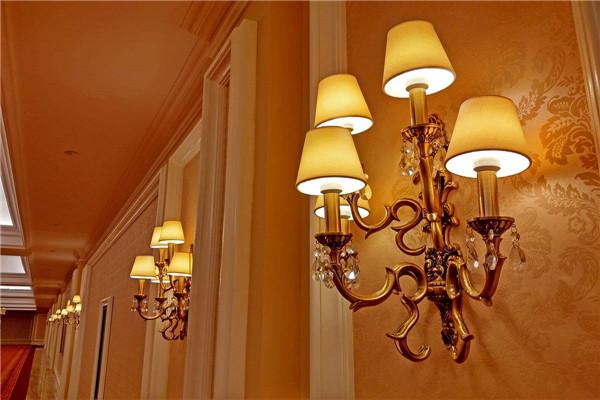 和潤燈飾壁燈