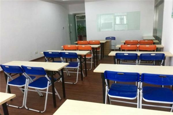 千奕西班牙语培训教室