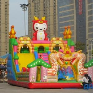 奔寶兒童樂園充氣城堡