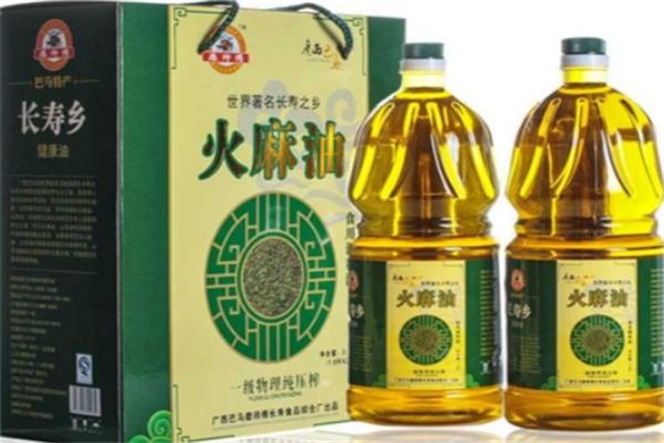 巴馬春茶油綠色健康