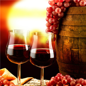 尚博龙葡萄酒甜甜的
