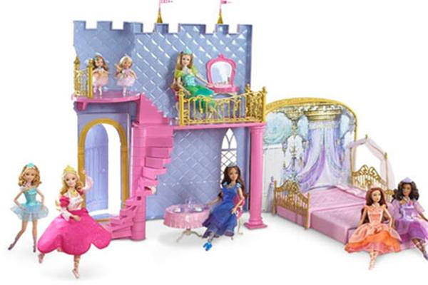 美达玩具公主风格