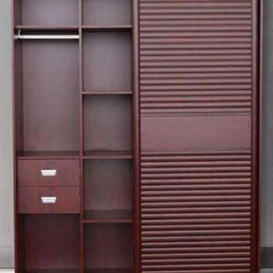 菲力克斯整体衣柜红木衣柜