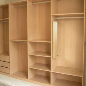 菲力克斯整体衣柜实木衣柜