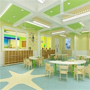 凯得威国际幼儿园教室
