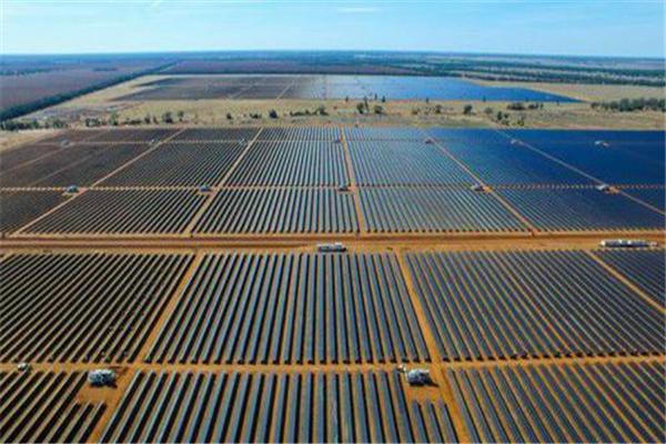 华威太阳能发电能量