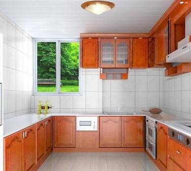 帝林地板厨房