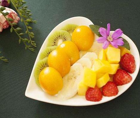 茶盏港式甜品水果