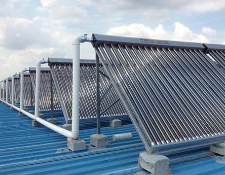益家阳太阳能热水器环保