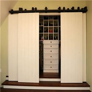 客莱尔整体衣柜设计
