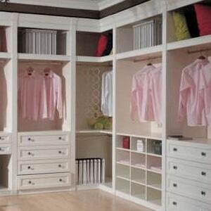 客莱尔整体衣柜空间