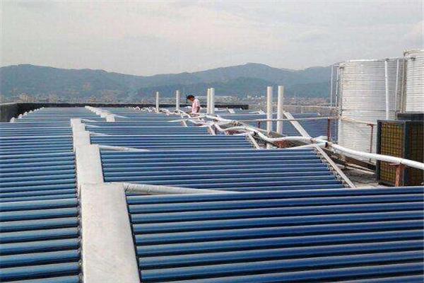 益家阳太阳能热水器能源