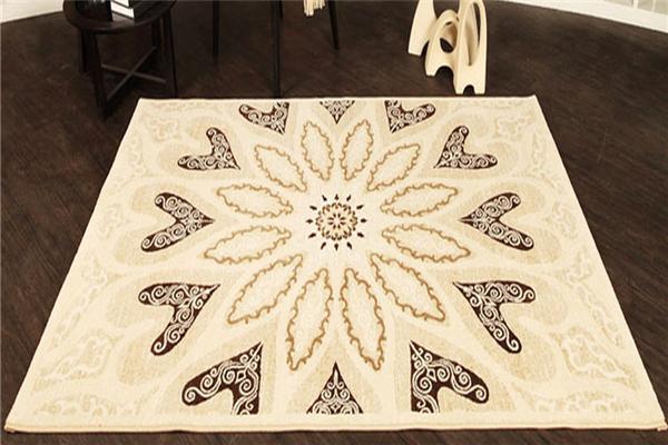 精工地毯展示