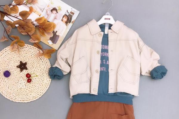 香港红奇贸易时尚外套