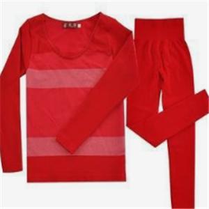 红豆居家服装穿棉套装