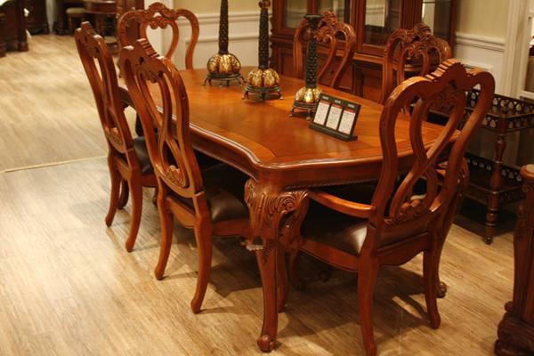 櫻桃木家具桌子