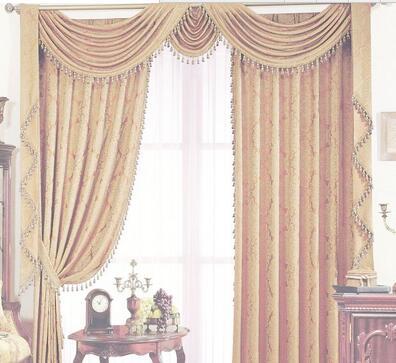 金适窗帘设计感