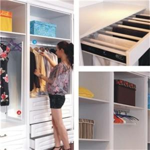 月兔衣柜多功能型衣柜