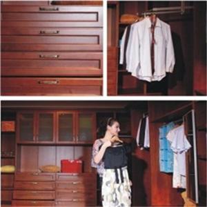 月兔衣柜红木衣柜