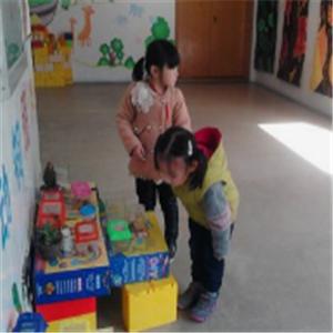金城堡艺术幼儿园教学环境