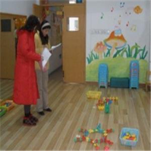 金城堡艺术幼儿园玩具室