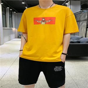 TT男装短袖