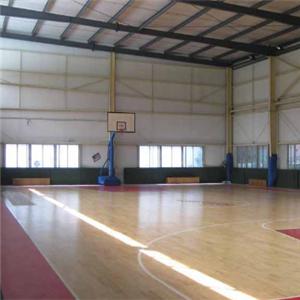 唯美康运动地板篮球场