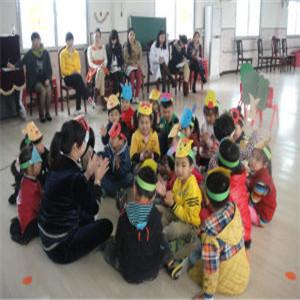九莲新村幼儿园互动