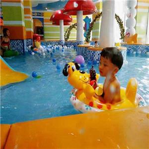 幼悅嬰童水育樂園品質