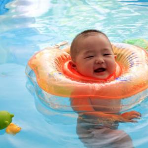 幼悅嬰童水育樂園體驗