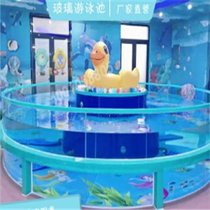 梦奇企鹅梦奇企鹅国际水育乐园设施