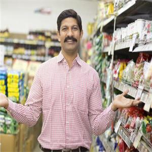 罗森超市顾客