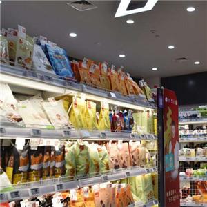 未来说无人超市货品
