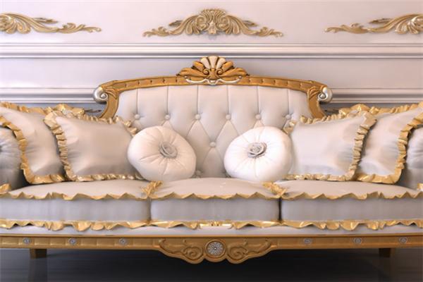 品一名歐式沙發