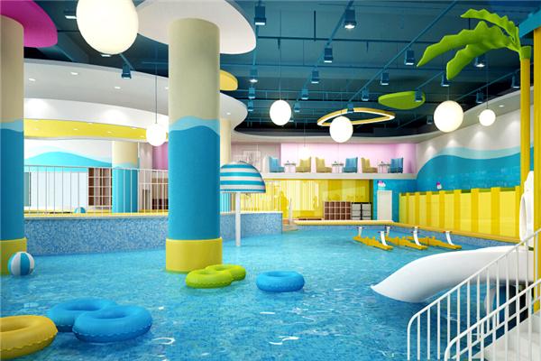 幼悅嬰童水育樂園設備