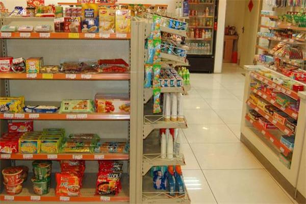 罗森超市货品