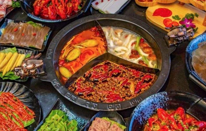 巴山味庄老重庆街市火锅 还原火锅老味道 优质创业项目