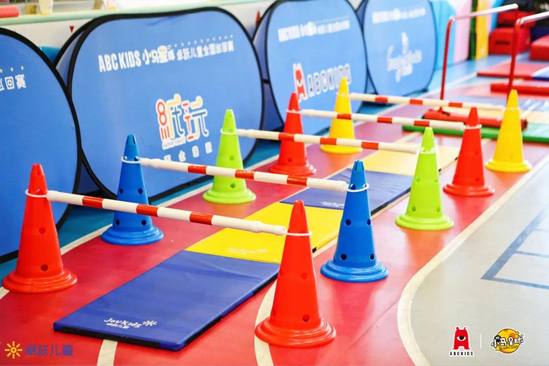 卓跃儿童体能比赛